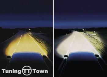 Отличия ксенонового света от обычного